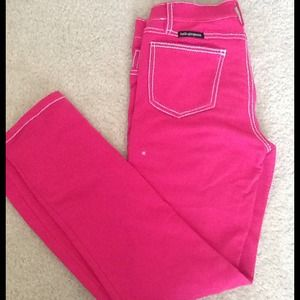 Pants - Colored jeggings