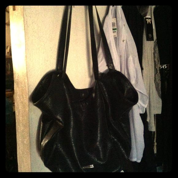 76% off BCBGeneration Handbags - BCBG huge 😍HoBo bag😍in leather ...