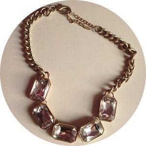 Bauble Bar Jewelry - BaubleBar Cut Crystal Strand