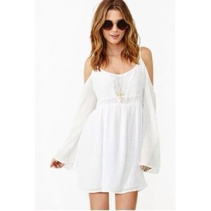 nastygal meadow crochet dress SOLD OUT