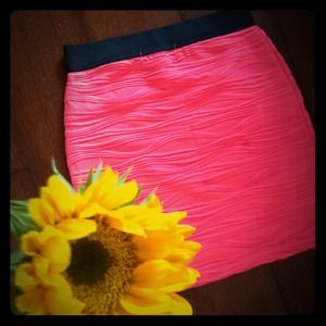 NEON PARTY SKIRT 