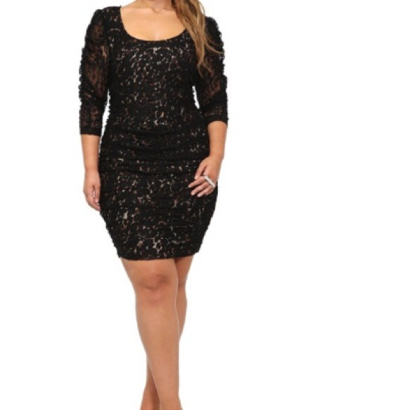 57% off torrid Dresses & Skirts - Torrid Plus size leopard and ...