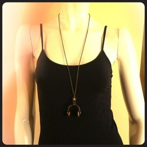 Jewelry - DJ headphone necklace