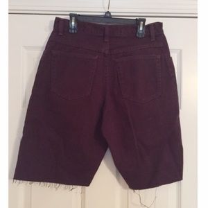 65f5d70cf Wrangler Jeans - COLORED HIGH WAISTED SHORTS