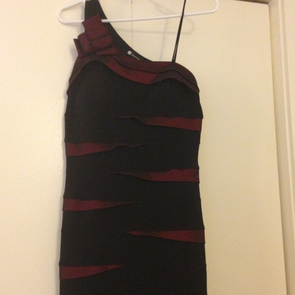 56 off dresses amp skirts size 10 black and red sassy