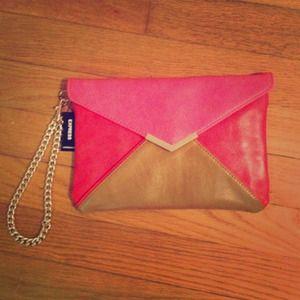 Express Envelope Clutch