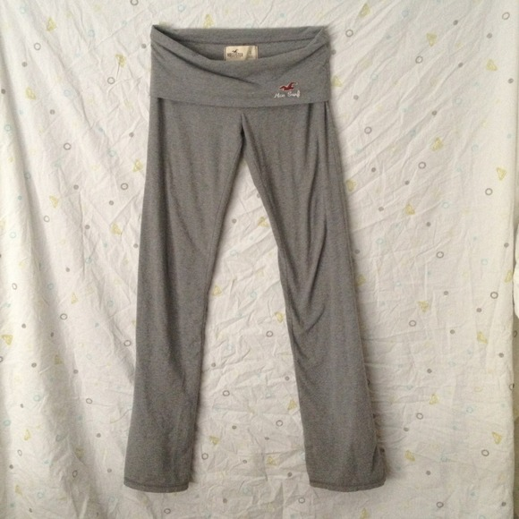 Grey Hollister Yoga Pants From Savanna's
