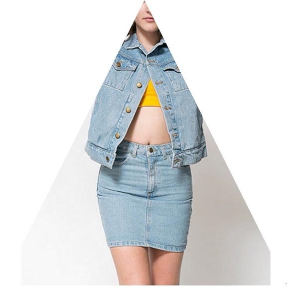 52 american apparel dresses skirts american