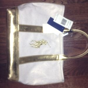 New with tags Ralph Lauren purse
