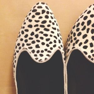 Steven by Steve Madden Shoes - Steven Dalmatian Print Flats