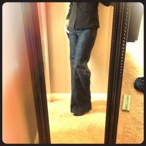 Banana Republic Trouser Jeans