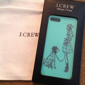 J Crew iPhone 5 Case ❤