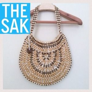 🎉❤️HOST PICK❤️🎉 The Sak Boho Wood Beaded Bag