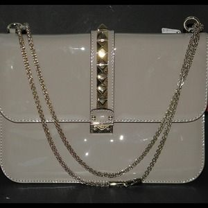 Valentino rock stud bag.