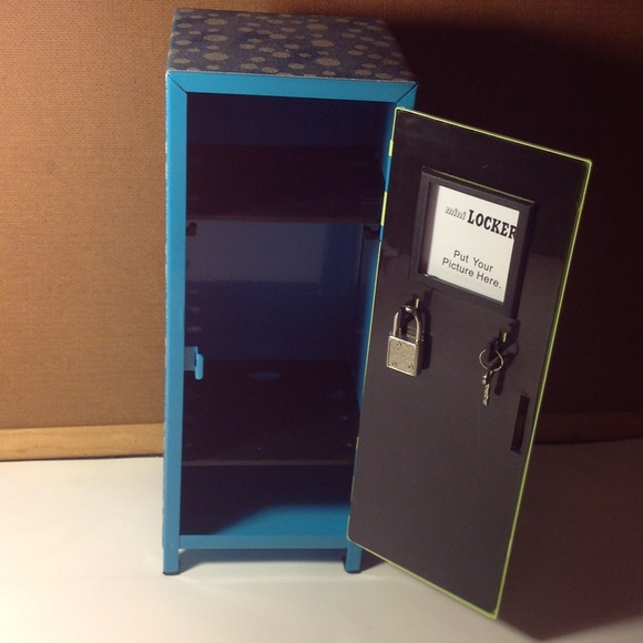 60 Off Justice Other Justice Mini Locker From Hope S