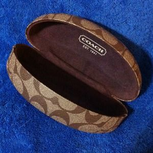 Coach Sunglass/Glasses Case