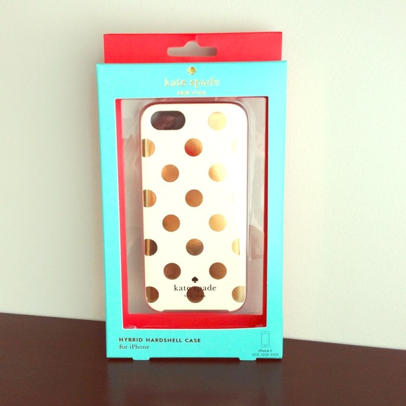 Case Design kate spade phone case : 38% off Kate Spade Accessories - Kate Spade La Pavillion Gold Case for ...