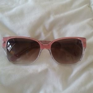 Marc By Marc Jacobs Pink Star Sunnies