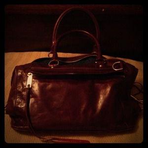 Rebecca Minkoff MAB bag in Burgandy