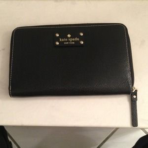kate spade Clutches & Wallets - Kate spade wallet- authentic
