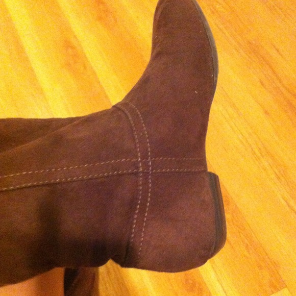 60 russe boots brown suede boots from