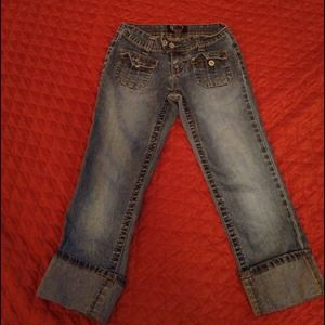 Capri jeans Juniors