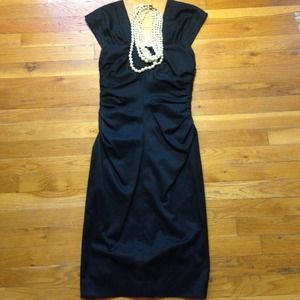 Robert Rodriguez black dress