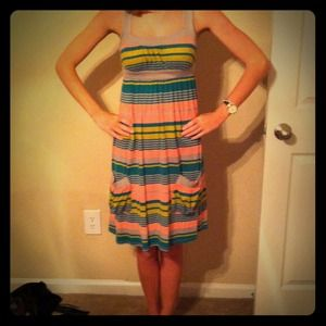 Mossimo Tank Top Sundress