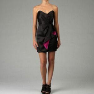 Jill Stuart Dresses & Skirts - Jill Stuart Satin Strapless Dress