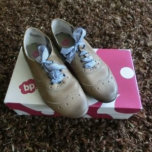 BP from Nordstrom Oxford Shoes Sz6With Box
