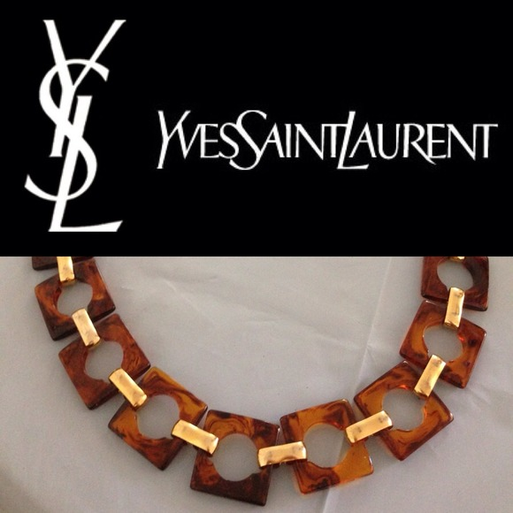 Yves Saint Laurent Accessories Price Cutauth Vintage