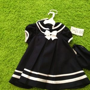 Other - Infant sailor dress