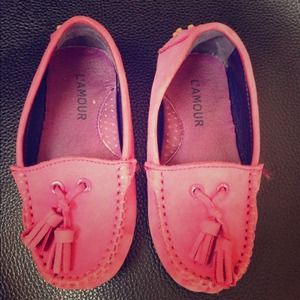 Kids moccassins by L'Amour