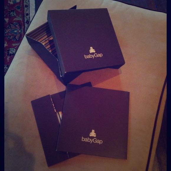 Baby Gap Baby Gap Gift Boxes From Reiko S Closet On Poshmark
