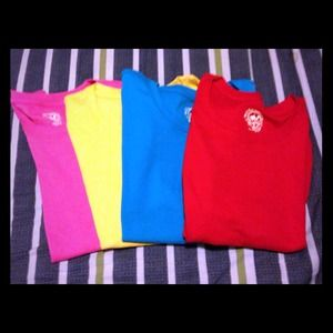 Colorful Tees