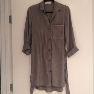Bella Dahl shirt dress