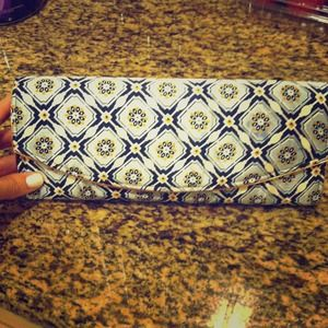 Fabric clutch from Bali