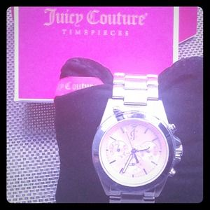 100% Authentic Juicy Couture Timepiece
