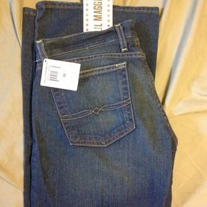 NWT Lil Maggie  Lucky Brand Jeans Size 28/6