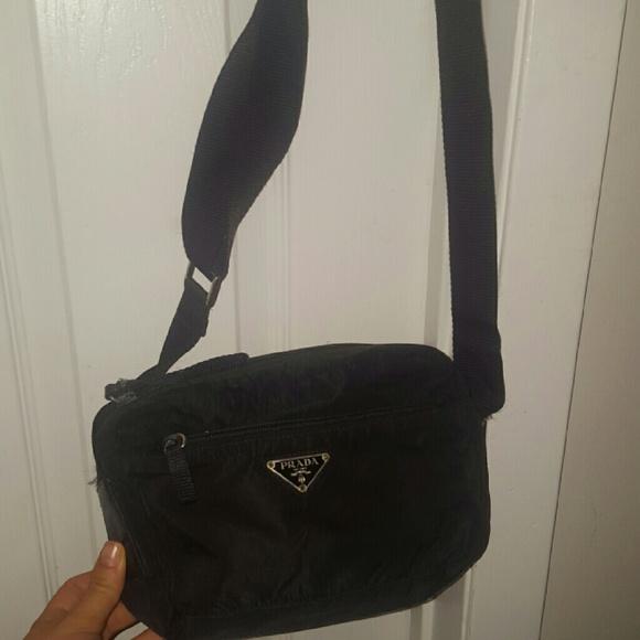 Prada Nylon Diaper Bag