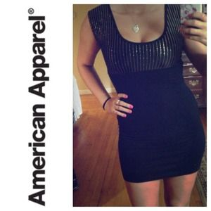 ❌‼️NOT AVAIL. ❌‼️American Apparel dress 