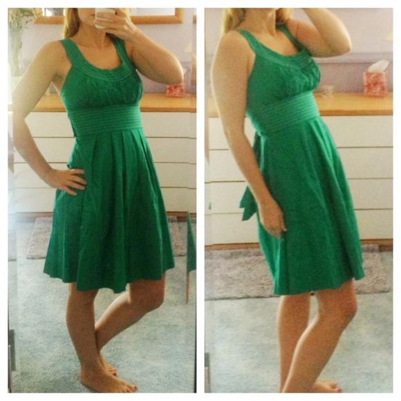 Trixxi - Bundled-Kelly Green Sundress from ! samantha's closet on ...