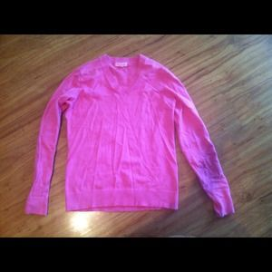 Lilly Pulitzer hot pink sweater