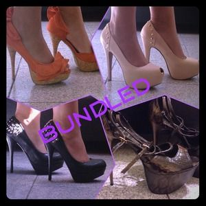 Shoes - Bundle for @lindanica27