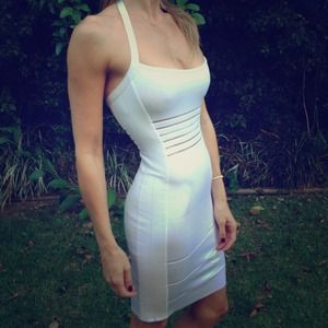 ON SALE Authentic Herve Leger Dress