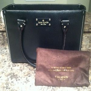 Kate Spade Wellesley Leather Quinn Bag