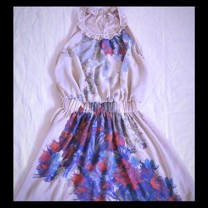 💰REDUCED💰🌟HOST PICK🌟Floral Summer Dress