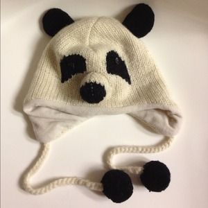 🎉HOST PICK Panda Bear Beanie Hat 🐼