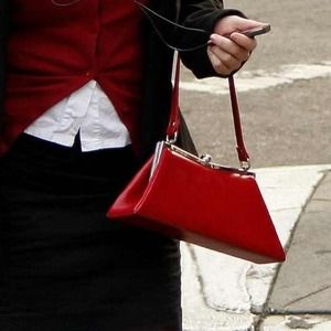 SALERed Wallet/Clutch! Was : $40