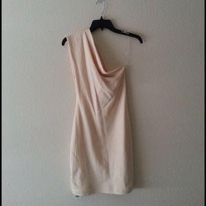 American Apparel Dresses & Skirts - AA Interlock Asymmetrical Dress